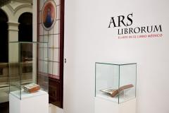 """Ars Librorum"" - Vitrina sala 1"