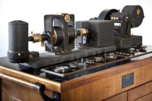 ELECTROCARDIÓGRAFO DE HINDLE (1929-1939)