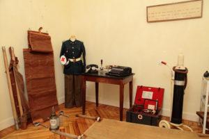 Exposición Cruz Roja