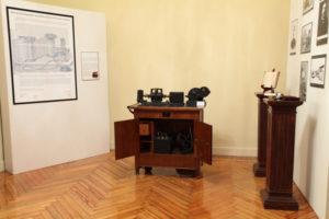 Exposición Electrocardiógrafo