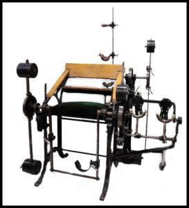 aparato de mecanoterapia