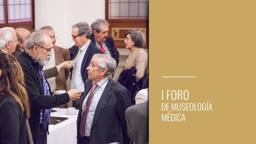 Foro de Museología Médica