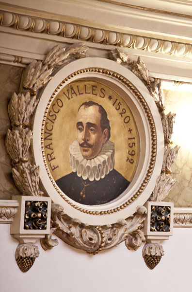 Francisco Vallés