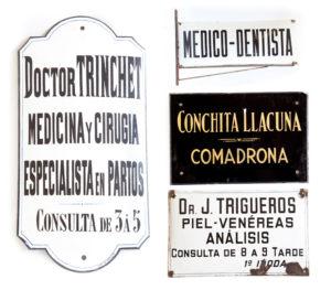 Placas Profesionales