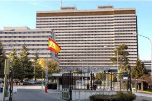 """Hospital Central de la Defensa """"Gómez Ulla"""""""