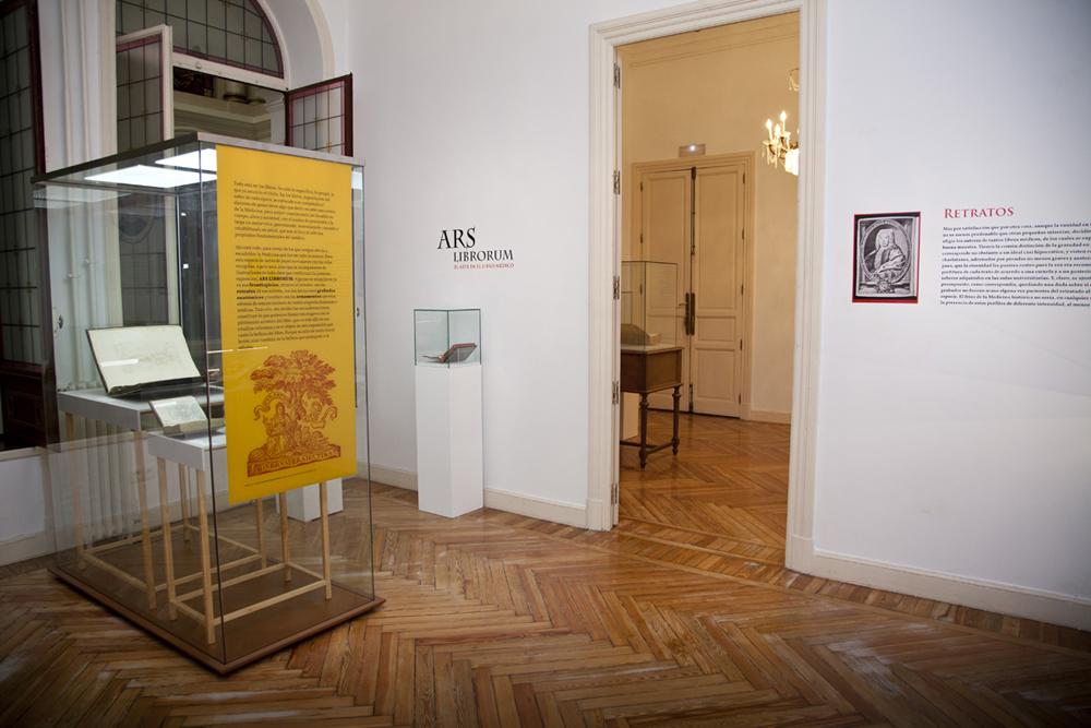 Exposición Ars Librorum - Sala 1