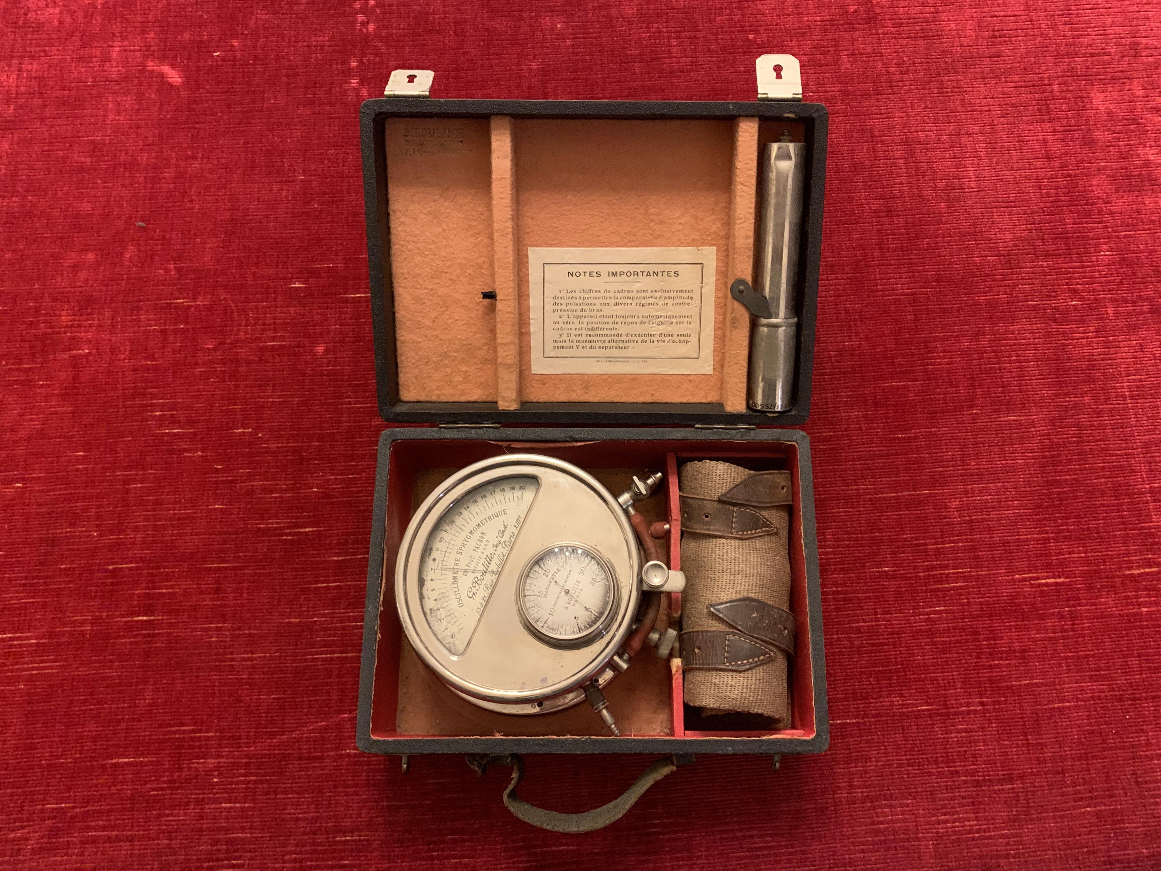 Esfigmomanometro de Pachon